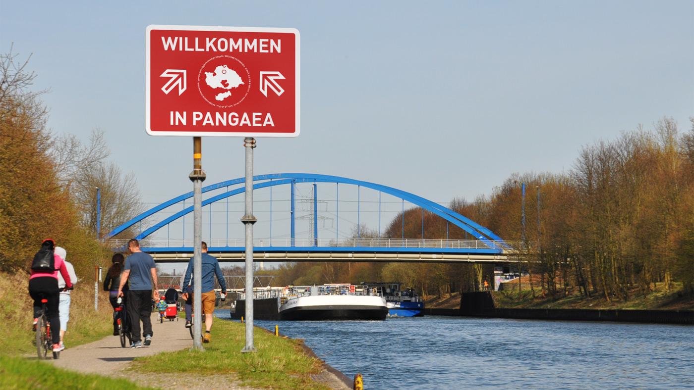 welcome to pangaea 2