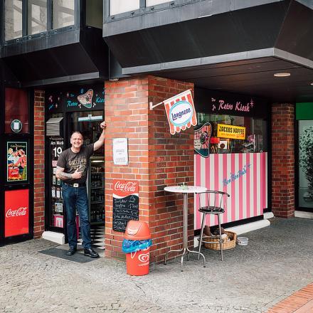 BonBonBude – Der Retro Kiosk, Castrop-Rauxel