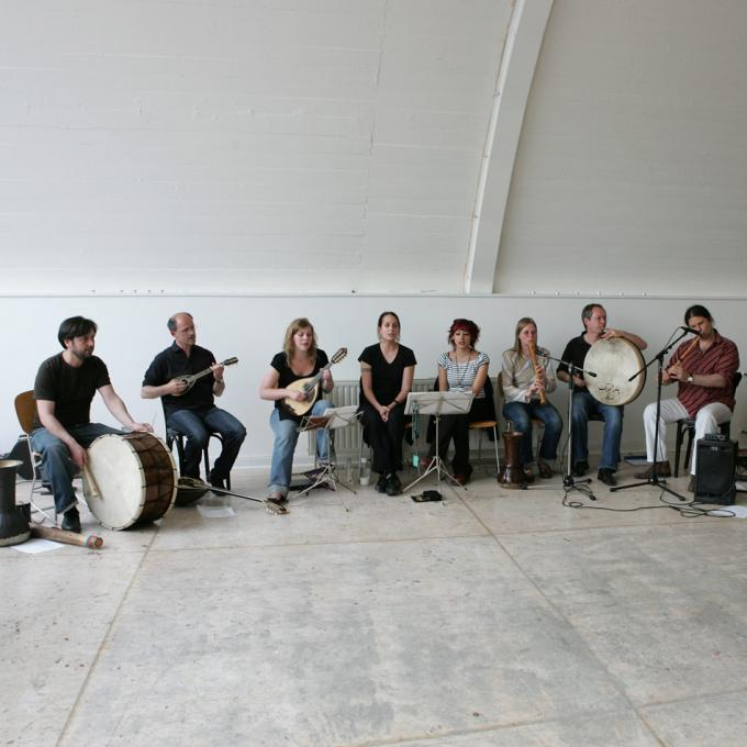 Paradoxon in der Galerie Tableau, Bochum 2007