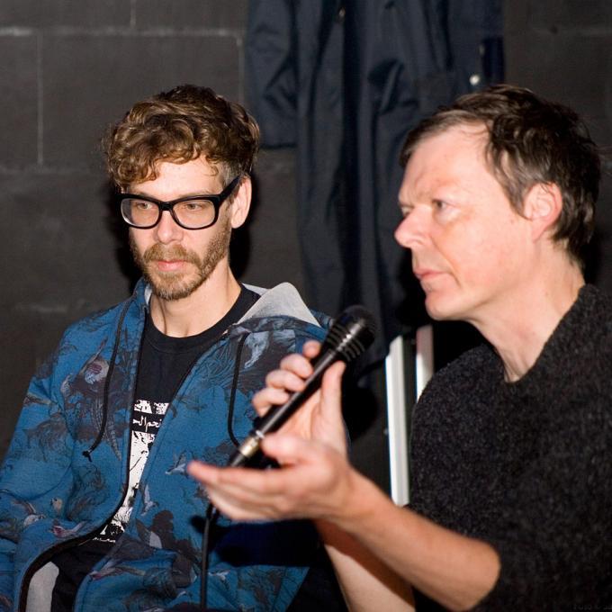 Florian Meyer (DISK) und Stefan Schneider (TAL)