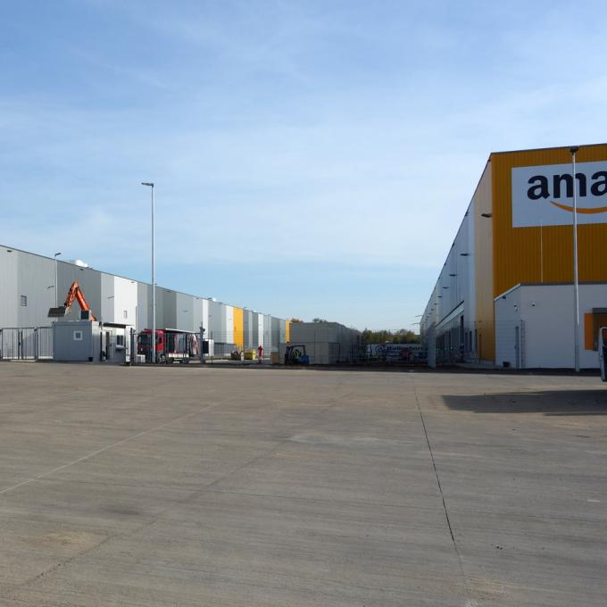 Amazon Logistikzentrum Dortmund