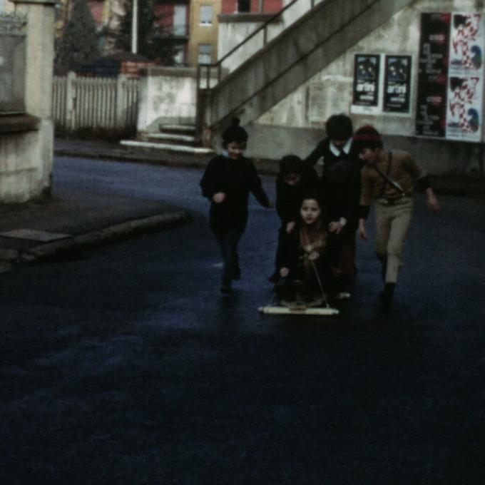 Mauro Mingardi, I morti di via Cirene, Super8, 1975_3