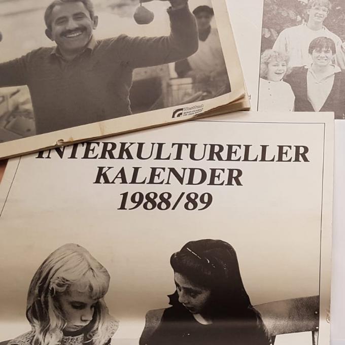 Interkultureller Kalender von Mehmet Bingöllü
