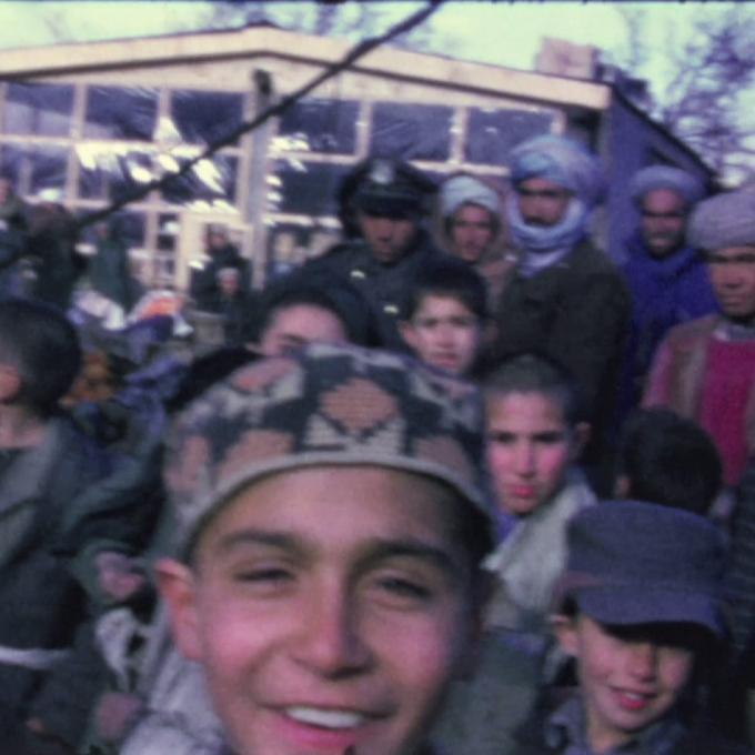 Afghanistan 1969 – ein Land, vom Kino gerettet