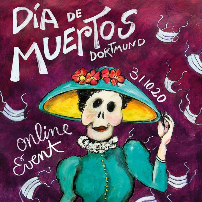 Fest der Toten 2020. Foto: Virginia Novarín