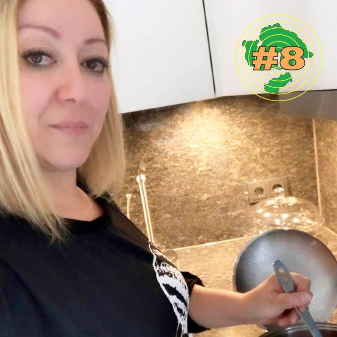 Aşure-Kochen mit Dila Aigynesch