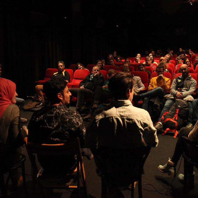 Filmbesprechung im endstation.club, Bochum 2017