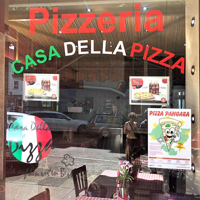 Casa Della Pizza, Essen