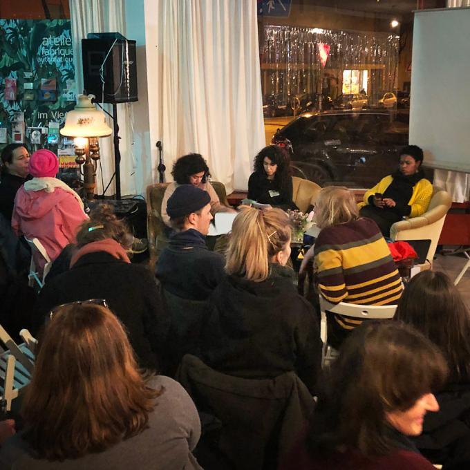 Diskussion zu Postkolonialen Perspektiven im Ruhrgebiet