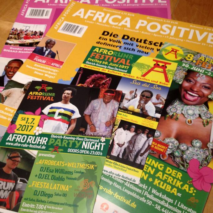 Africa Positive Publikationen