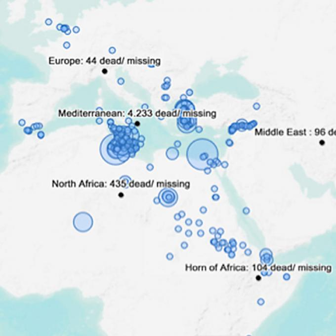 IOM Missing Migrants Project