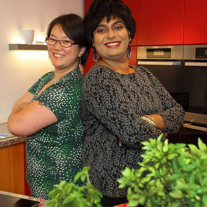 Flüchtlingshilfe Sprockhövel: Cross Culture Cooking