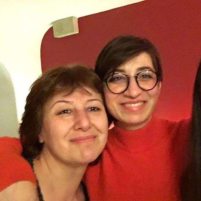 Rukiye Satır und Ceren Türkmen