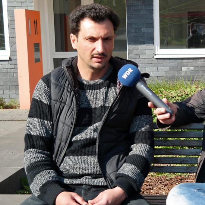 Faruk Yildirim im Interview
