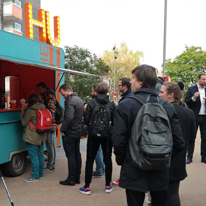 Mobile HUkultur-Küche