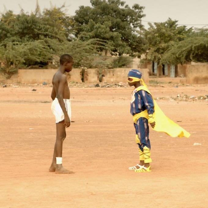 Cédric Ido: Twaaga (2013), Kurzfilm beim Afro-Tech Filmabend