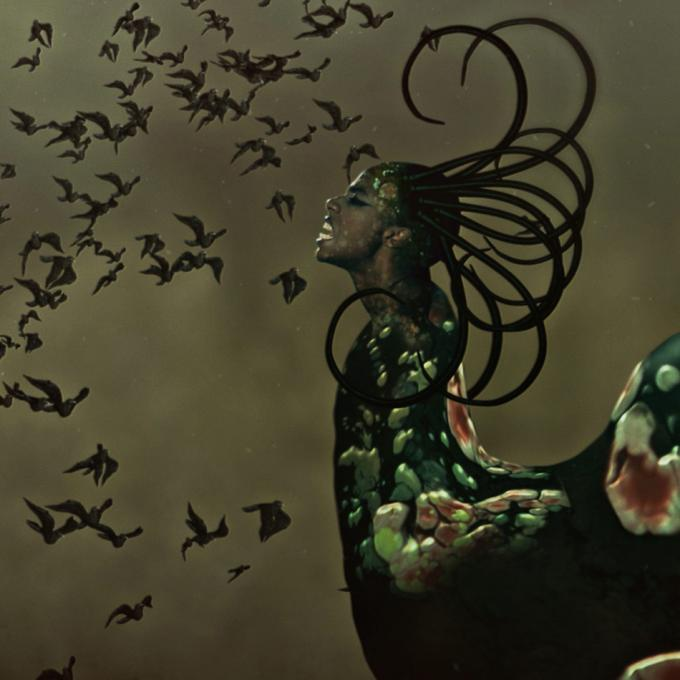 Wangechi Mutu, The End of Eating Everything