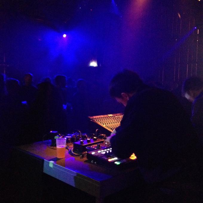 Interkultur Ruhr Floor mit Africaine 808, Ritournelle / Refektorium Stage 2017
