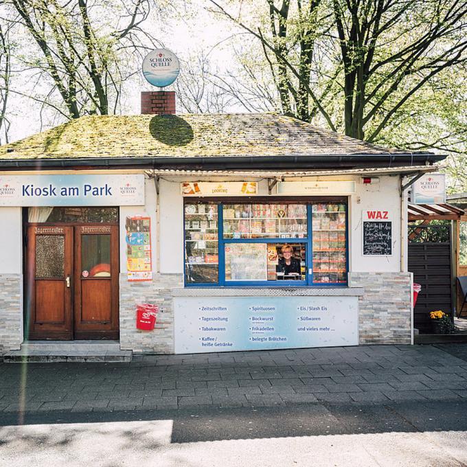 Kiosk am Park, Essen-Borbeck