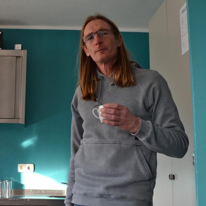 Matthias Köllmann in der HUkultur-Küche