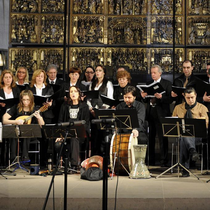 Paradoxon in der Petrikirche Dortmund, 2009