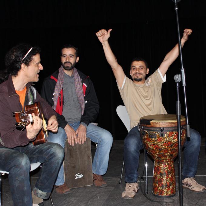 Musikalischer Kulturaustausch
