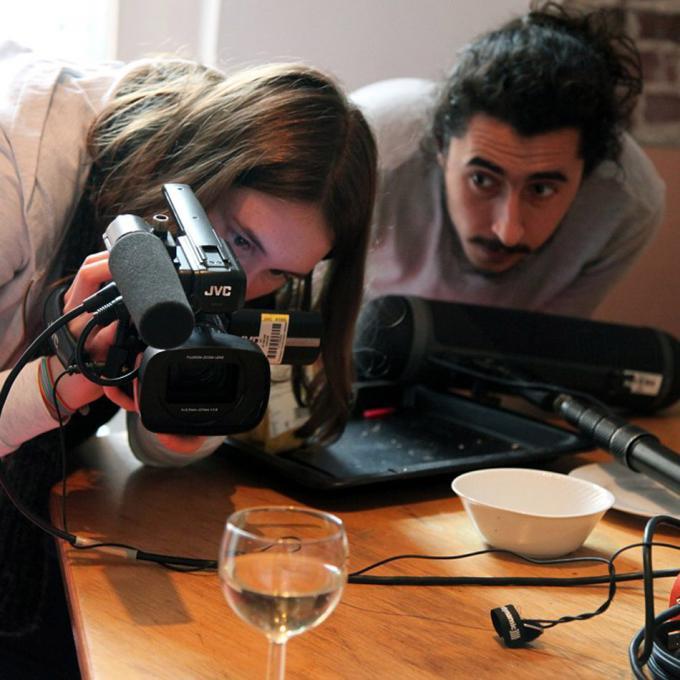 endstation.club Kurzfilmworkshop