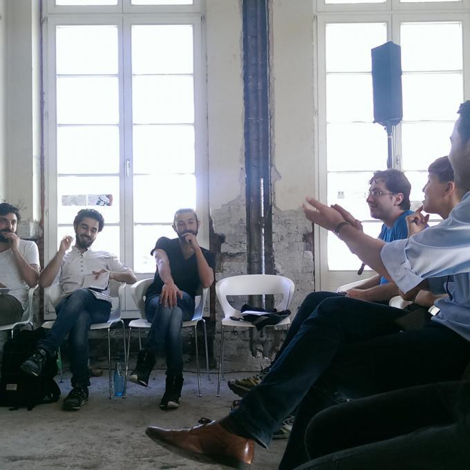Workshop Beyond Protest