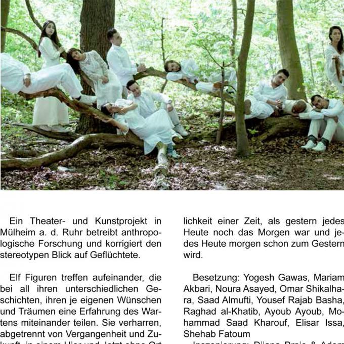 Dokumentation Förderfonds Interkultur Ruhr 2016