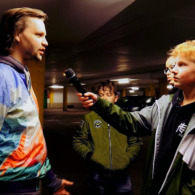 Interview mit dem Künstler Sebastian Quack