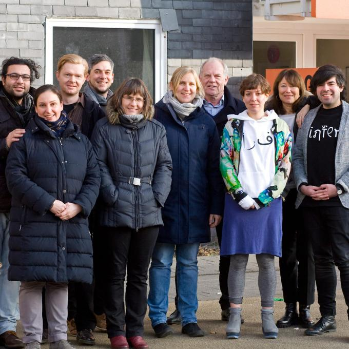 Team Interkultur Ruhr.
