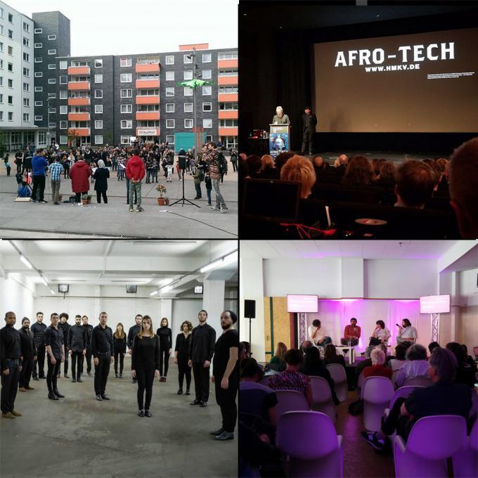 Uncommon Ground: Koproduktionen Interkultur Ruhr 2016/17