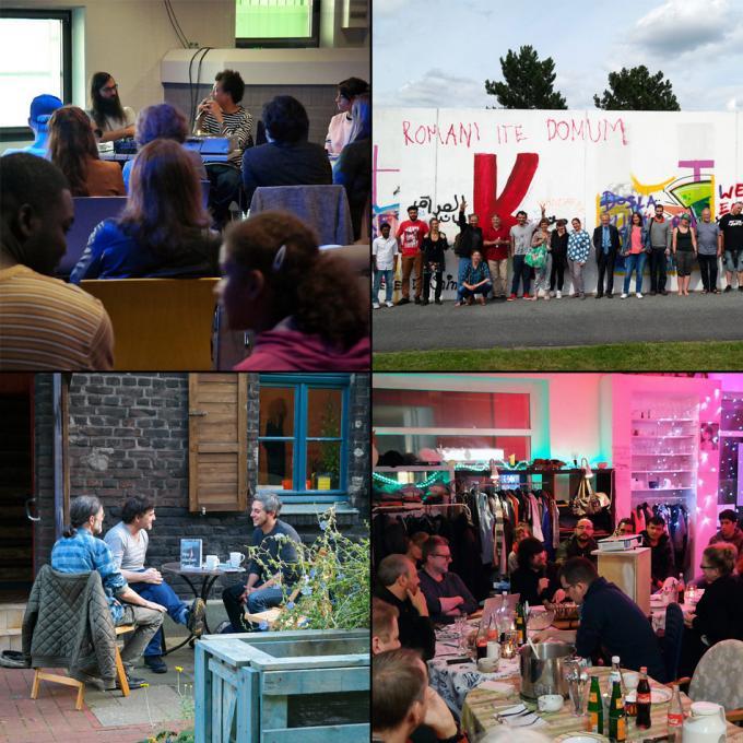 Uncommon Ground: Residenzprojekte Interkultur Ruhr 2016/17