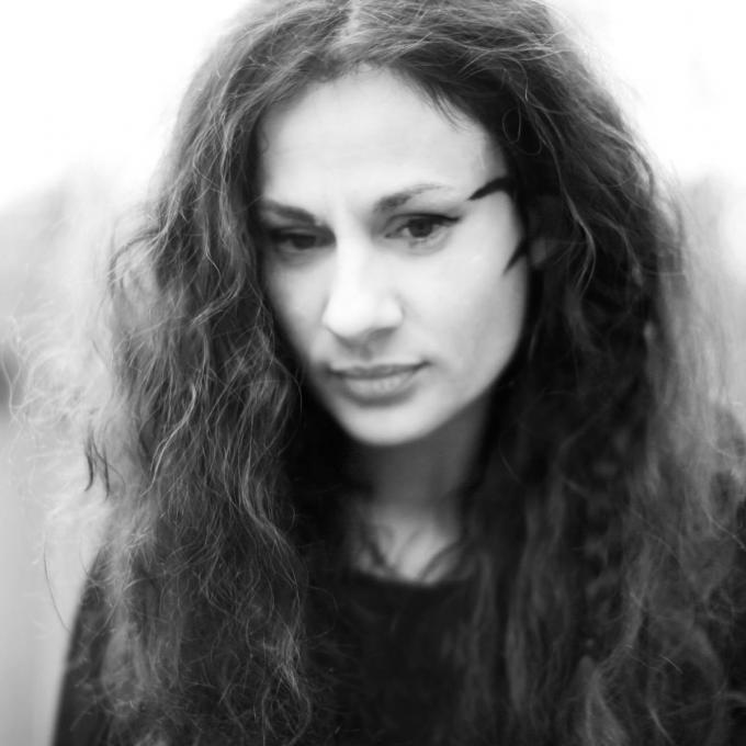 Matilda Leko. Foto: Sylvia Steinmäuser