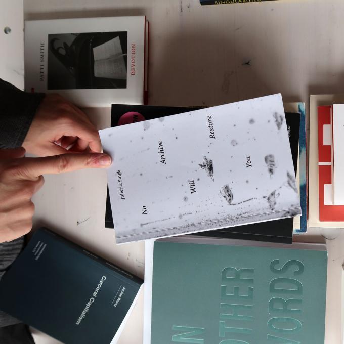 Always Otherwise, mini residency im atelier automatique. Foto: Eva Busch