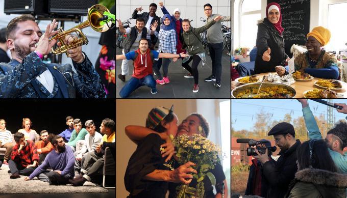 Förderfonds Interkultur Ruhr 2019