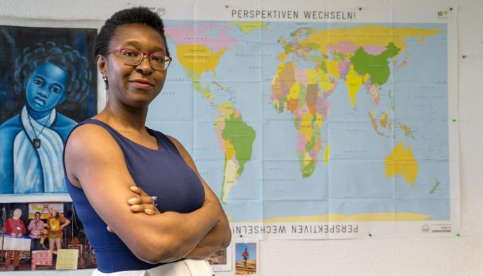 Veye Tatah, Africa Positive e.V.