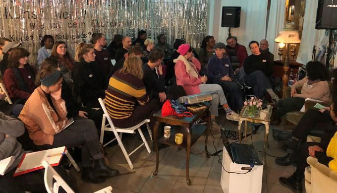 Postkoloniale Perspektiven im Ruhrgebiet. Ein Arbeitstreffen mit Natasha A. Kelly