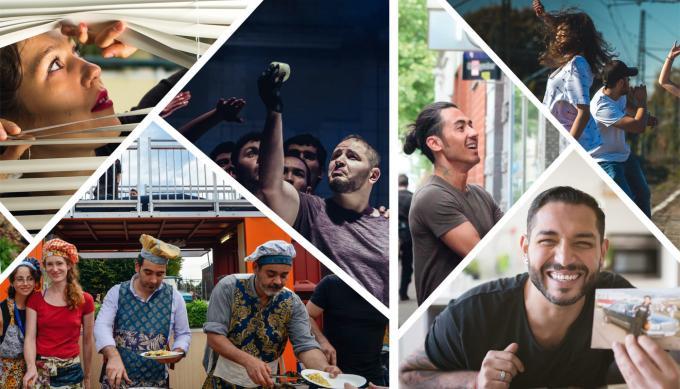 Dokumentation Förderfonds Interkultur Ruhr 2017