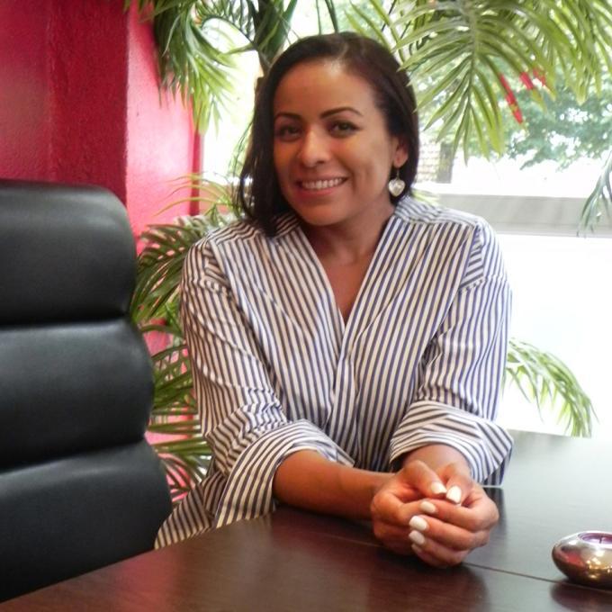 Portrait Lucelia Mourao