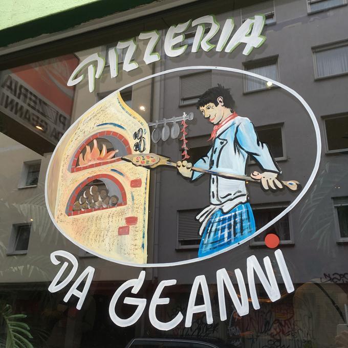 Pizzeria da Geanni, Dortmund