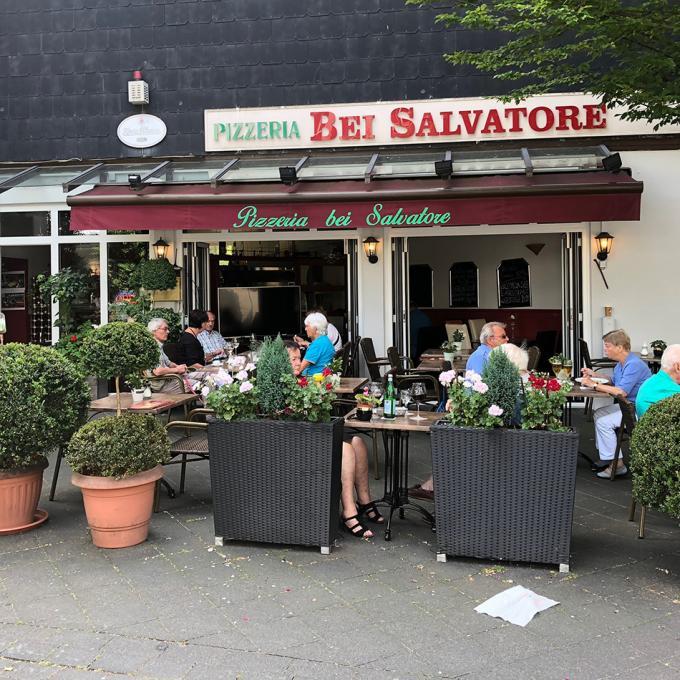 Pizzeria bei Salvatore, Hattingen