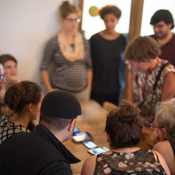 Workshop zur digitalen Medienproduktion