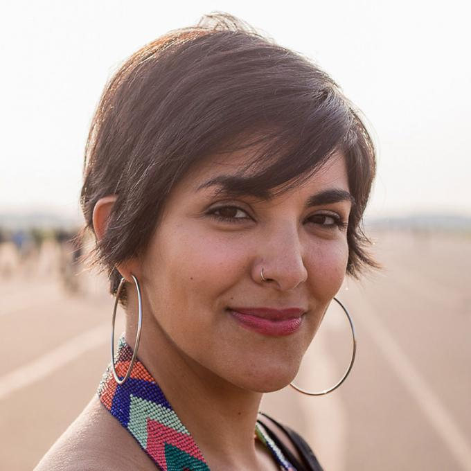 Portrait Heba Amin