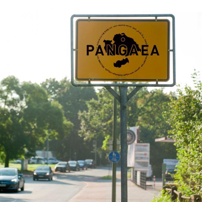 Welcome to Pangaea. Foto: Tanja Pickartz / FUNKE Foto Services