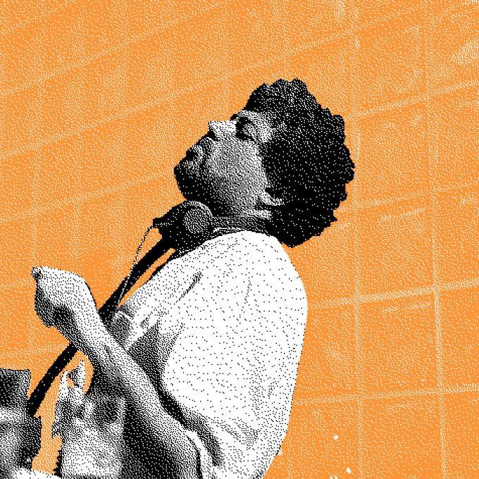 FOR THE RECORD #1: Ernesto Chahoud. Grafik: Fadi Abdelnour