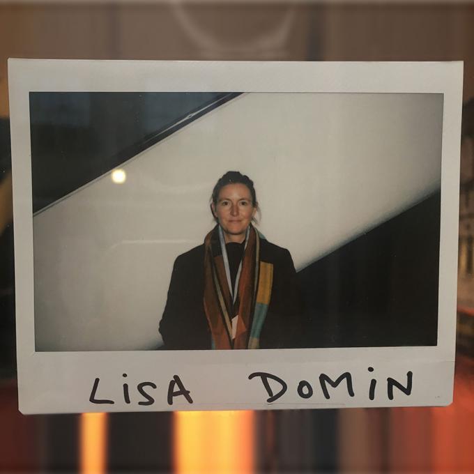 Lisa Domin. Foto: Lisa Domin