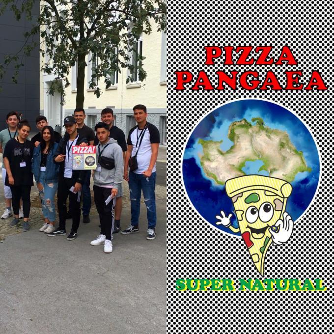 Pizza Pangaea. Foto: Interkultur Ruhr