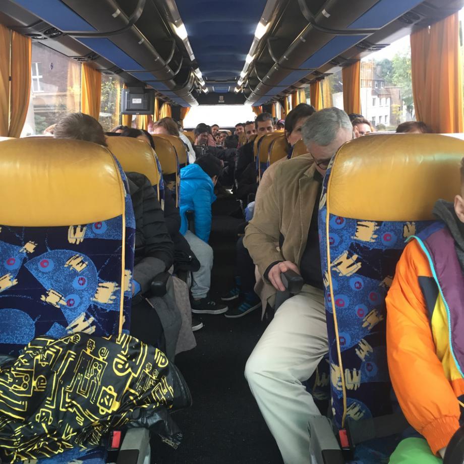 Bustour: Essen – (m)eine Stadt