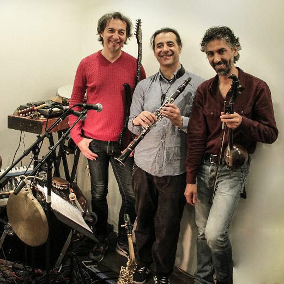 Alessandro Palmitessa, Bassem Hawar, Cosimo Erario